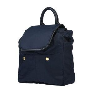 マルニ MARNI レディース バッグ 【backpack & fanny pack】Dark blue