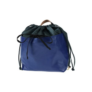 マルニ MARNI レディース バッグ 【backpack & fanny pack】Blue