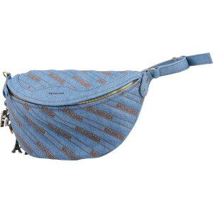 バレンシアガ BALENCIAGA レディース バッグ 【backpack & fanny pack】Blue