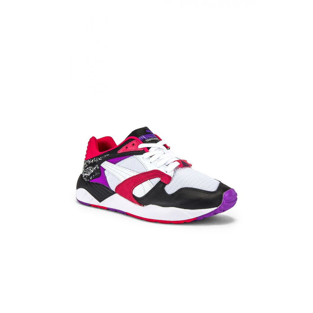 メンズ靴, スニーカー  Puma Select Trinomic XS-850Puma WhitePurple Glimmer