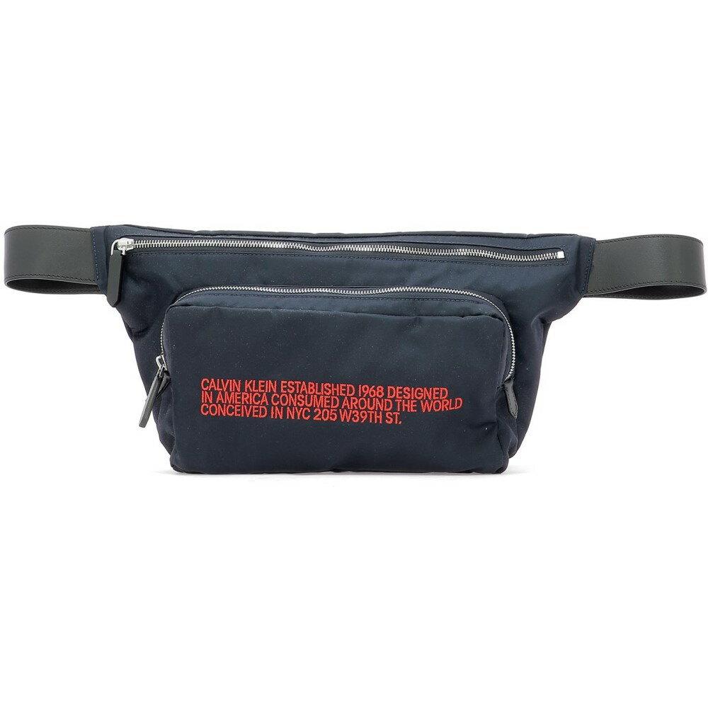 """カルバンクライン Calvin Klein 205W39NYC レディース バッグ ボディバッグ・ウエストポーチ【""""Fanny"""" waist bag】Blue"""