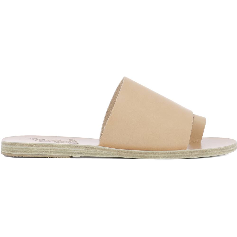 エンシェント グリーク サンダルズ レディース シューズ・靴 サンダル・ミュール【Pink leather sandals】Pink