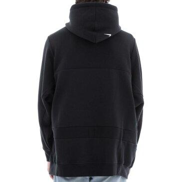 サーバー メンズ トップス スウェット・トレーナー【Black cotton Nike Limited Edition sweater】Black