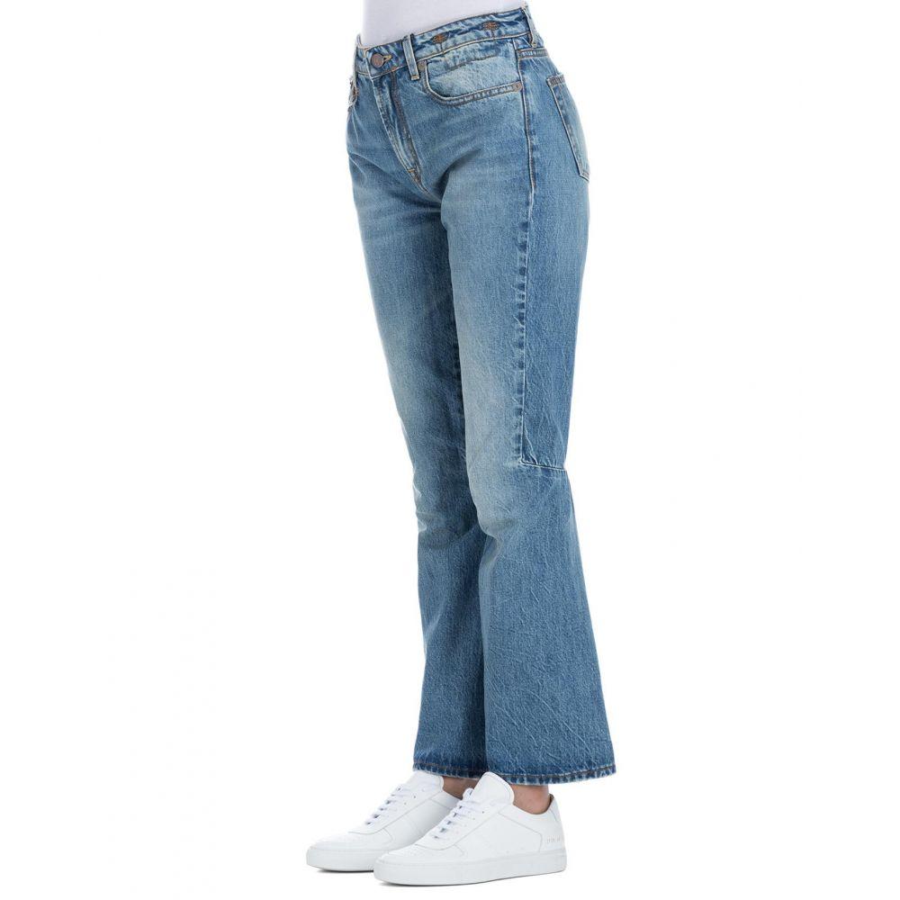 アール サーティーン R13 レディース ボトムス・パンツ ジーンズ・デニム【Light blue cotton jeans】Light blue