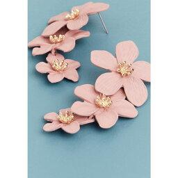 シャシ SHASHI レディース イヤリング・ピアス ジュエリー・アクセサリー【Botanique Earrings】Blush