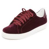 アニヤハインドマーチ Anya Hindmarch レディース シューズ・靴 スニーカー【Tennis Shoe Wink Sneakers】Burgundy