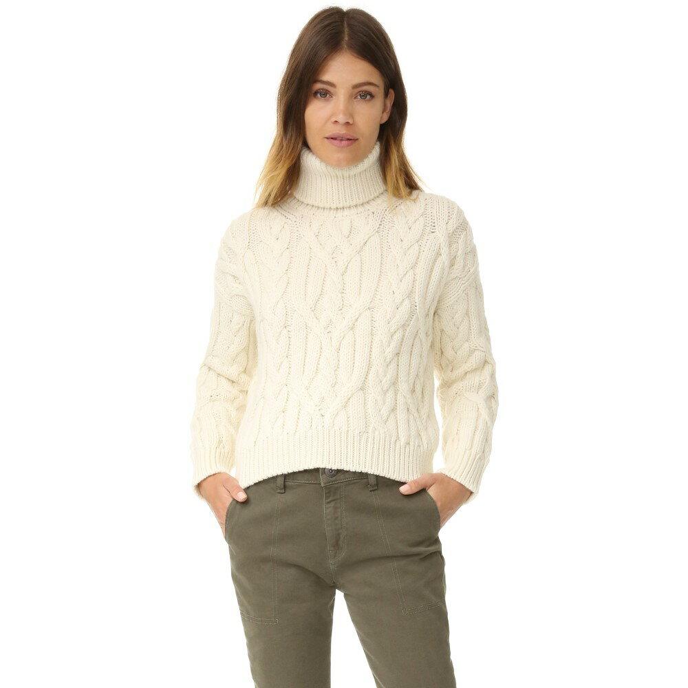 ニリロタン Nili Lotan レディース トップス ニット・セーター【Adaline Sweater】Natural:フェルマート