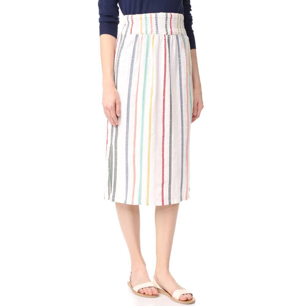 エース&ジグ ace&jig レディース スカート カジュアルスカート【Ramona Skirt】Merry:フェルマート