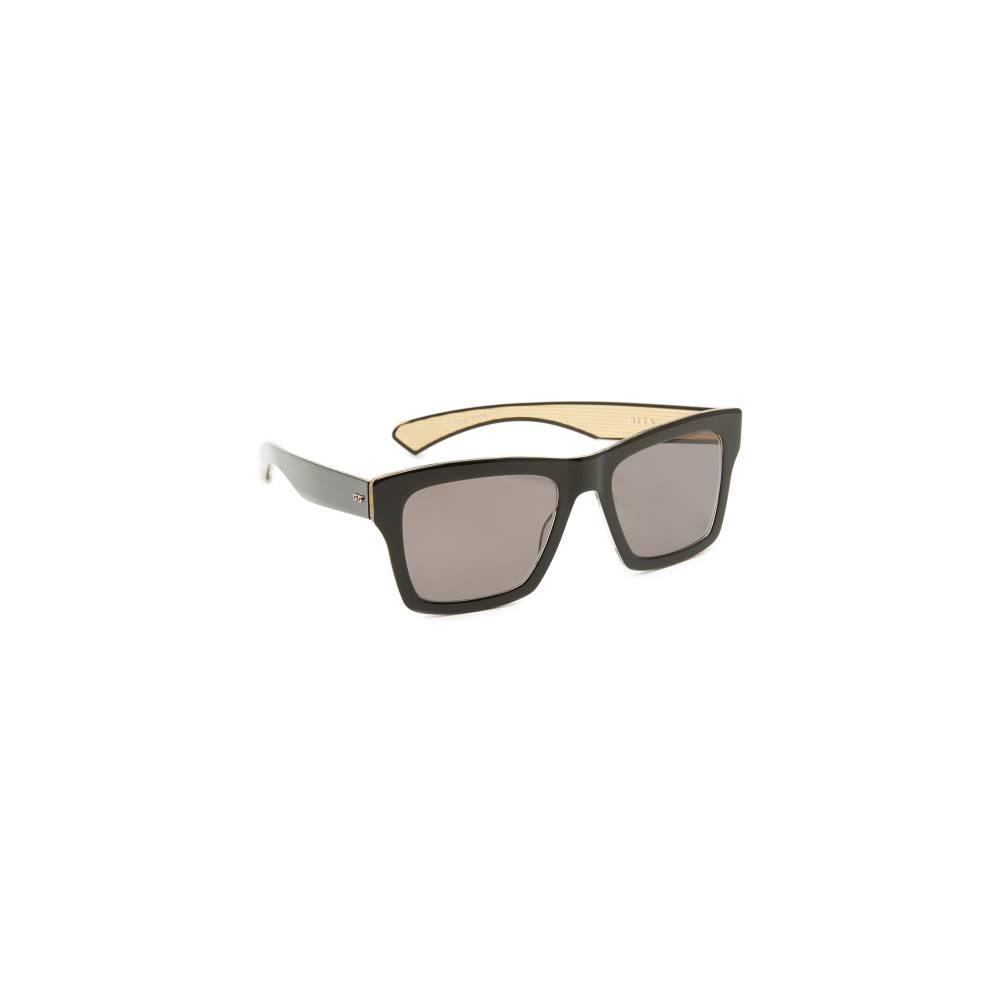DITA Insider 2 Sunglasses レディース サングラス ブラック/グレー