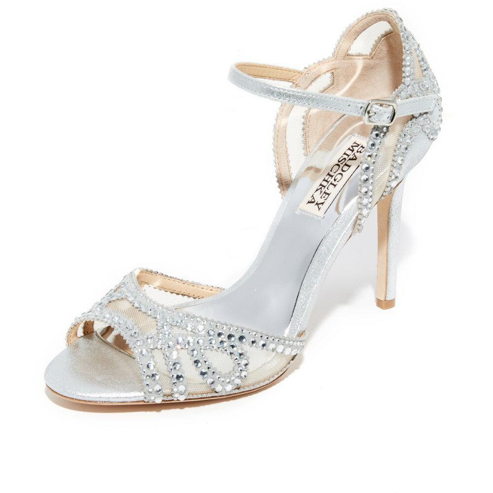バッジェリー ミシュカ Badgley Mischka レディース シューズ・靴 サンダル【Tansy Sandals】Silver:フェルマート