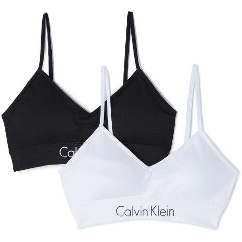 カルバンクライン Calvin Klein Underwear レディース インナー ブラジャー【Horizon Bralette 2 P...