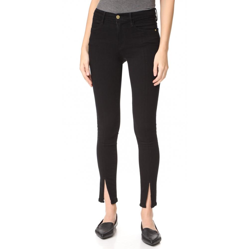 フレーム FRAME レディース ボトムス ジーンズ【Le High Skinny Jeans】Film Noir:フェルマート