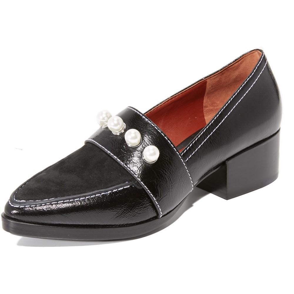 スリーワン フィリップ リム 3.1 Phillip Lim レディース シューズ・靴 フラット【Quinn Loafers】Black:フェルマート
