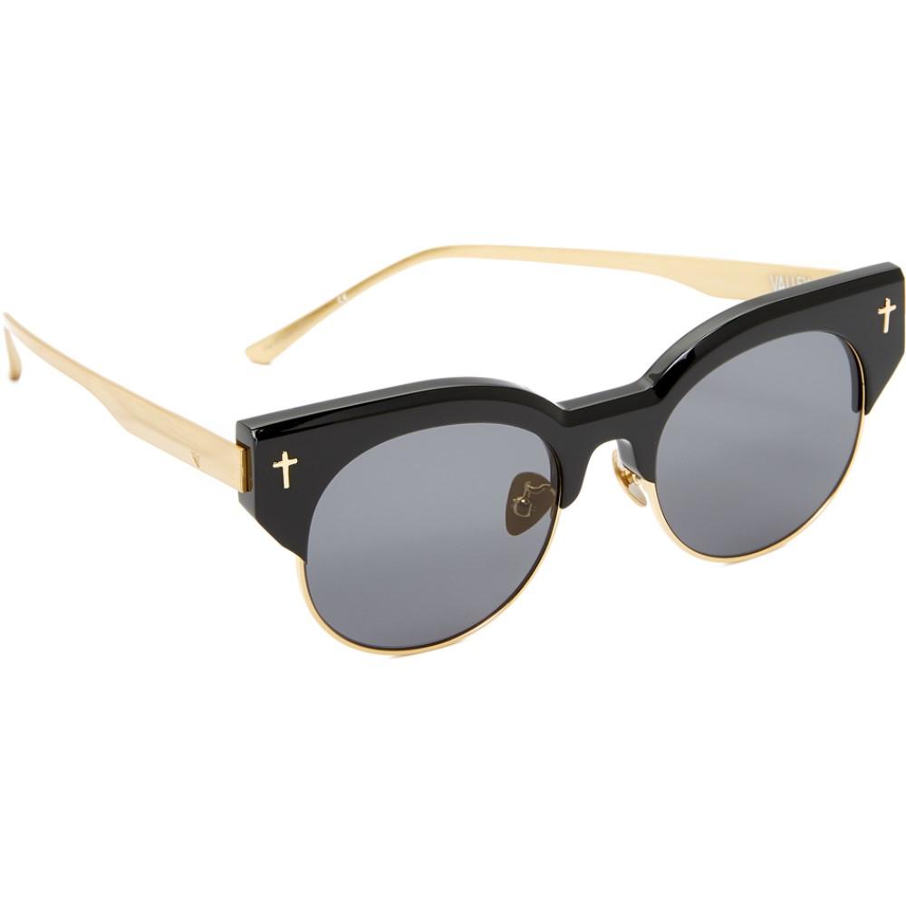 バレーアイウェア Valley Eyewear レディース アクセサリー メガネ・サングラス【ADCC II Sunglasses】Gloss Black/Grey:フェルマート
