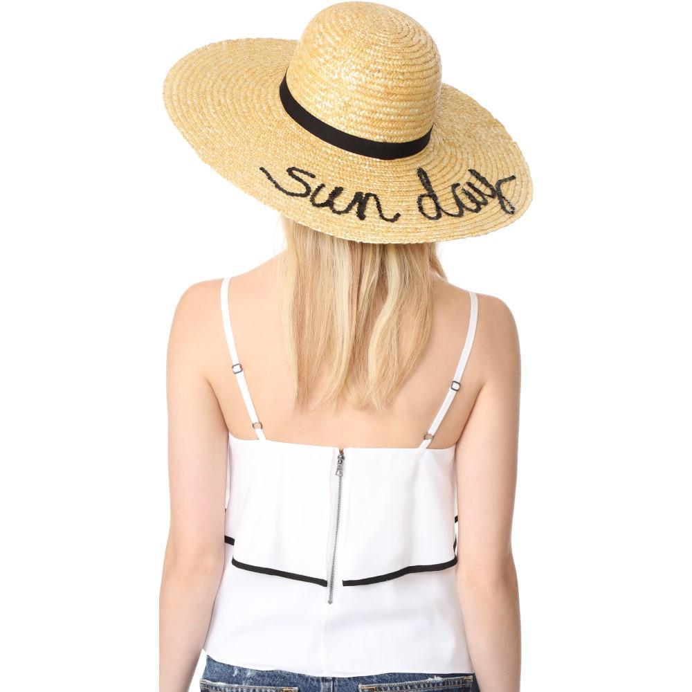 ユージニア キム Eugenia Kim レディース 帽子 ハット【Bunny Sun Day Hat】Natural:フェルマート