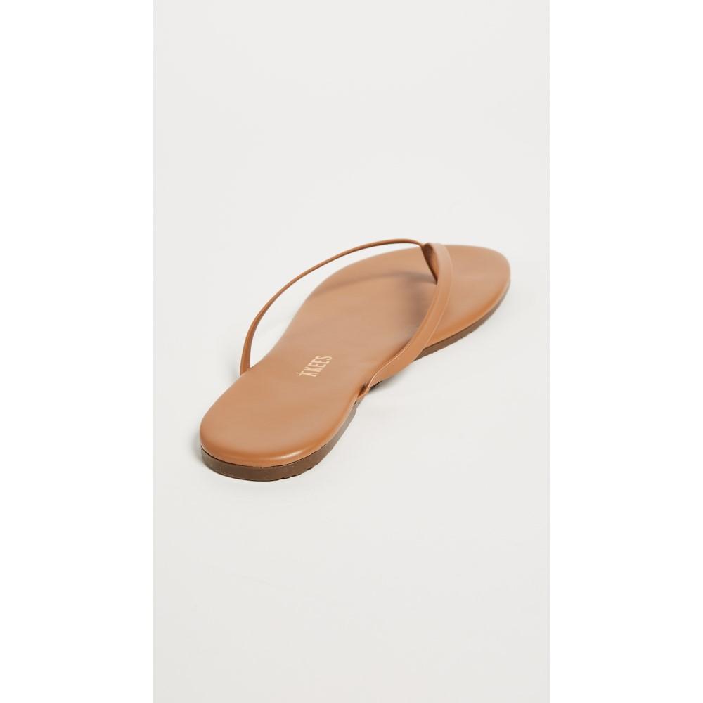 ティキーズ レディース シューズ・靴 ビーチサンダル【Foundations Matte Flip Flops】Au Naturale
