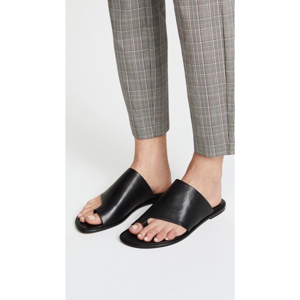 ヴィンス レディース シューズ・靴 サンダル・ミュール【Edris Sandals】Black