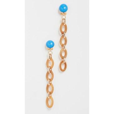 レイチェル コーミー レディース ジュエリー・アクセサリー イヤリング・ピアス【Piper Earrings】Orange/Gold