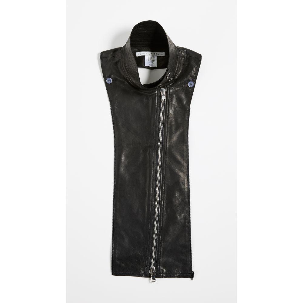 ヴェロニカ ベアード Veronica Beard レディース ファッション小物【Leather Dickey】Black