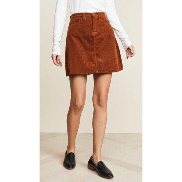 ブランクデニム Blank Denim レディース スカート ミニスカート【Corduroy Mini Skirt】Clockwork Copper