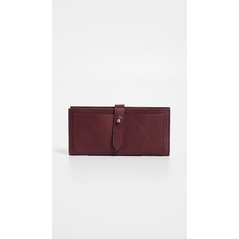 858db8e84581 メイドウェル Madewell レディース 財布【Post Wallet】Dark Cabernet メイドウェル レディース 財布·時計·雑貨 財布  【サイズ交換無料】
