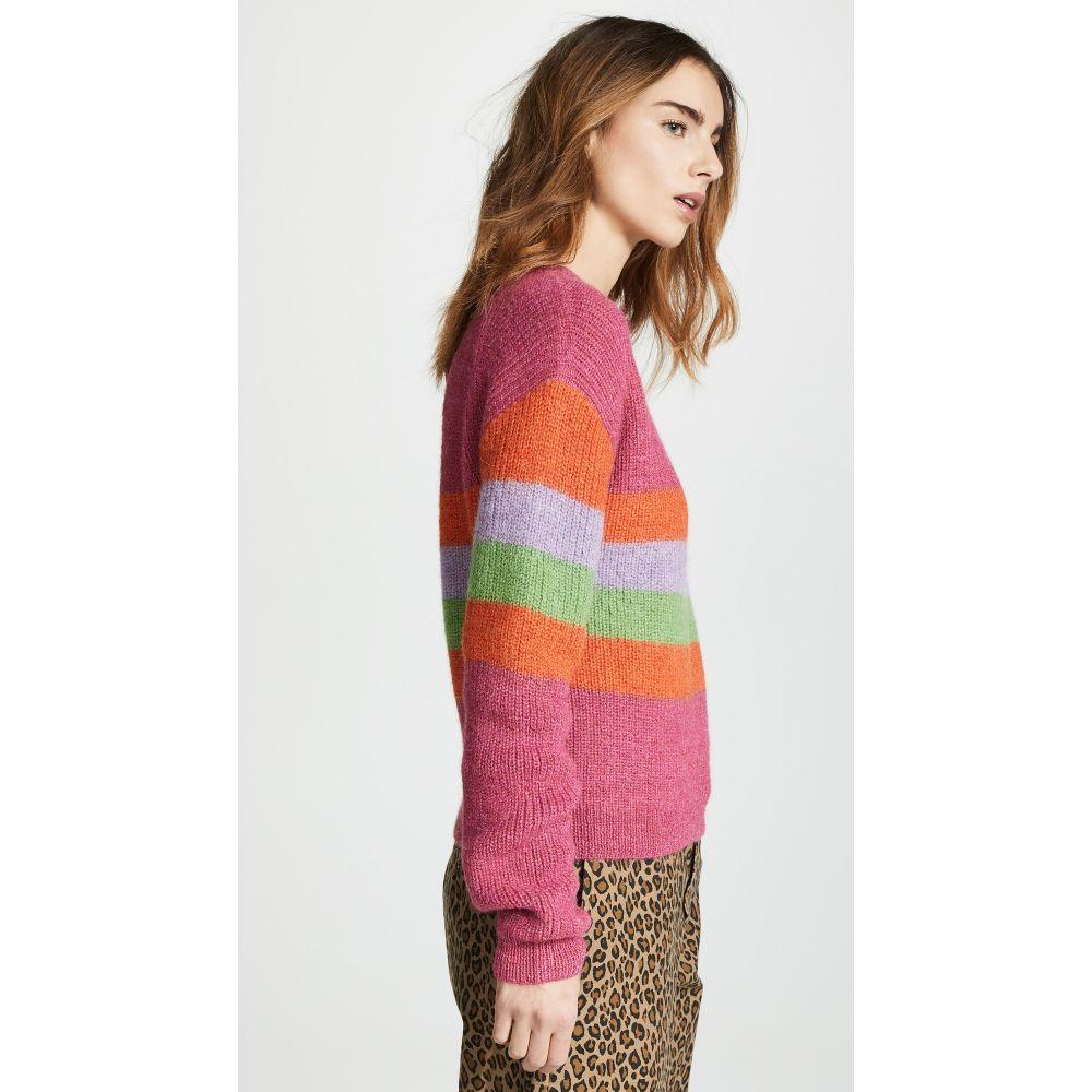 ヴェーダ VEDA レディース トップス ニット・セーター【Wolfe Sweater】Bright Pink