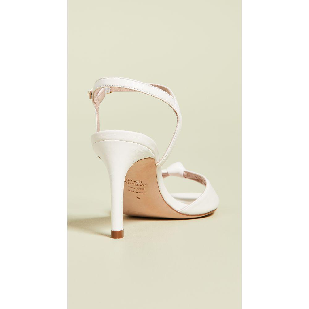 スチュアート ワイツマン Stuart Weitzman レディース シューズ・靴 サンダル・ミュール【Gloria 80mm Sandals】Cream