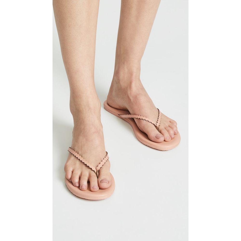 ティキーズ TKEES レディース シューズ・靴 ビーチサンダル【Studio Scalloped Flip Flops】Sophie