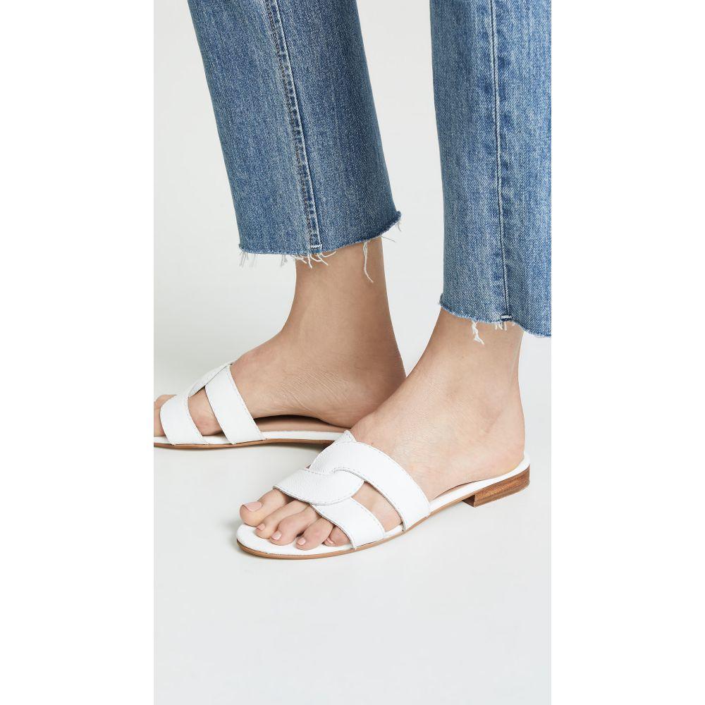 カーナス KAANAS レディース シューズ・靴 サンダル・ミュール【Santorini Infinity Sandals】White