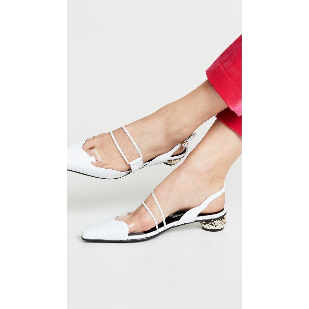 ユルイエ Yuul Yie レディース シューズ・靴 サンダル・ミュール【Zili Sandals】White