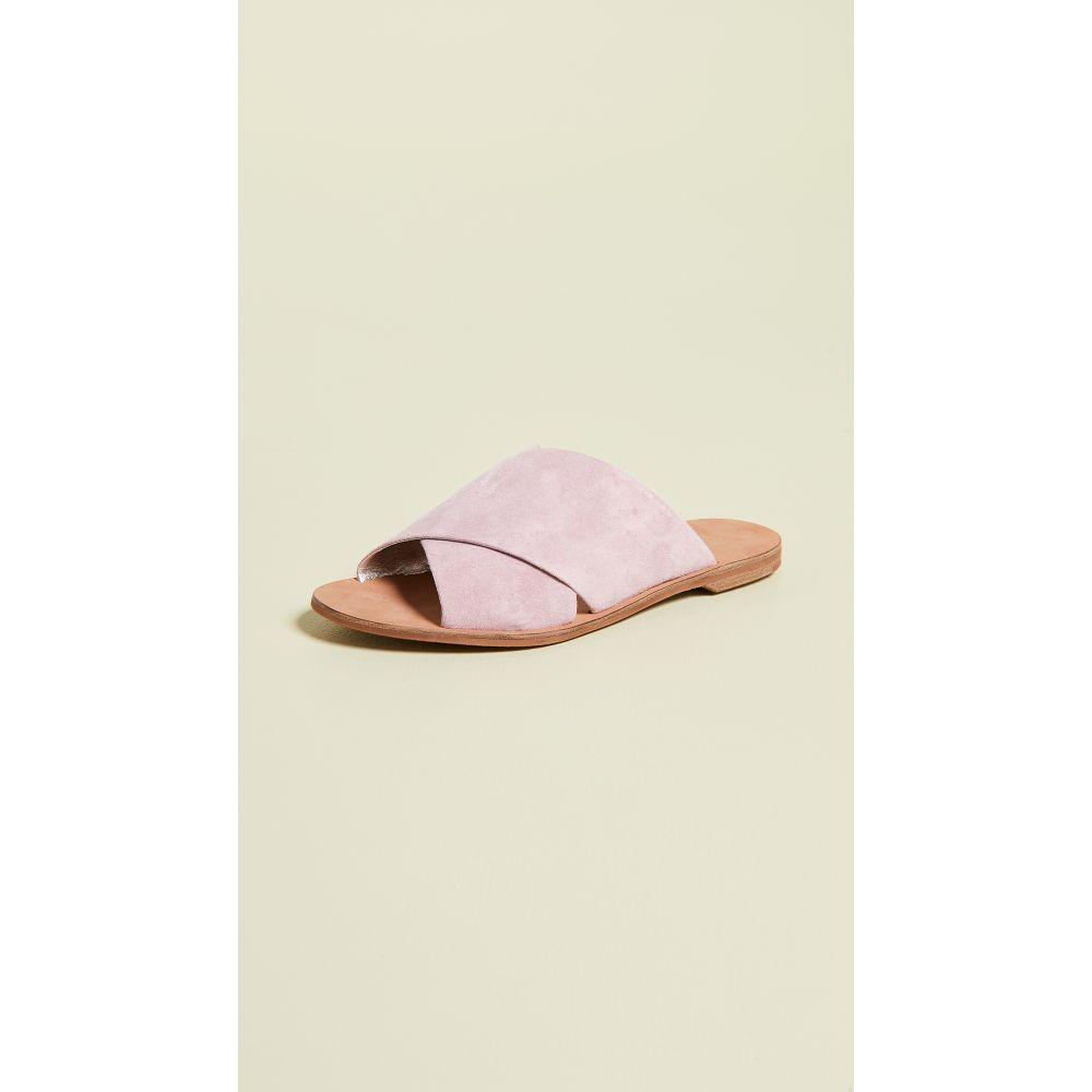 ダイアン フォン ファステンバーグ Diane von Furstenberg レディース シューズ・靴 サンダル・ミュール【Bailie Slide Sandals】Amethyst