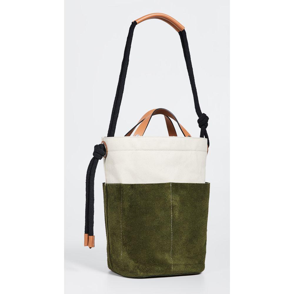 ラグ&ボーン Rag & Bone レディース バッグ ショルダーバッグ【Walker Sling Rope Bag】Olive Multi