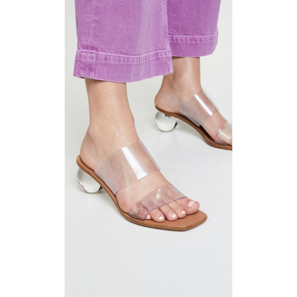 カルト ガイア Cult Gaia レディース シューズ・靴 サンダル・ミュール【Jila Heel Slides】Clear