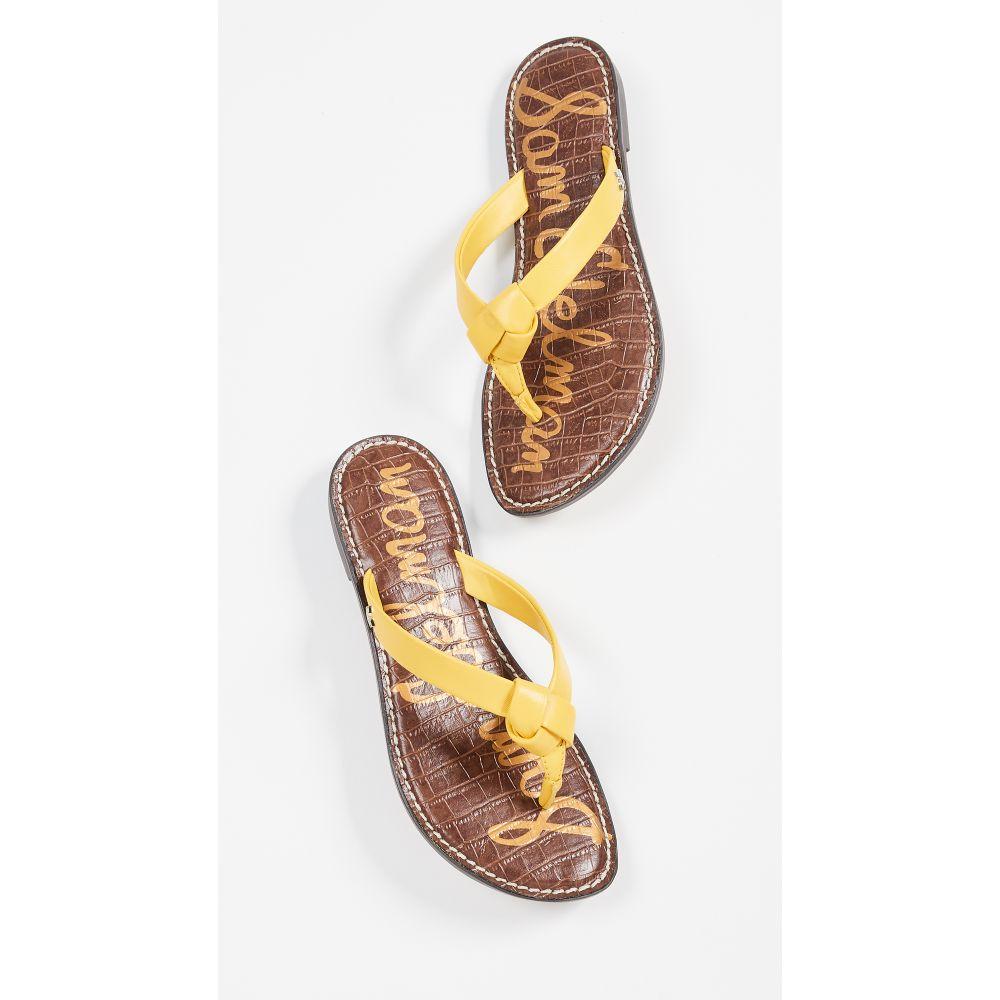 サム エデルマン Sam Edelman レディース シューズ・靴 ビーチサンダル【Giles Flip Flops】Lemon Zest
