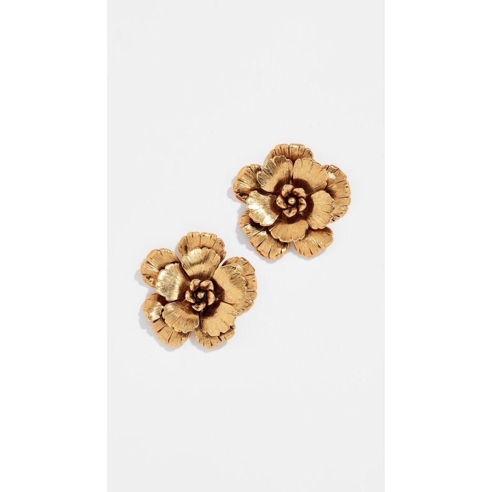 ジェニファーベア Jennifer Behr レディース ジュエリー・アクセサリー イヤリング・ピアス【Juniper Stud Earrings】Gold