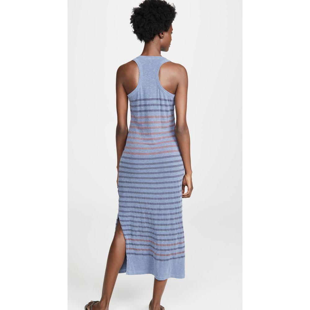 サンドリー SUNDRY レディース ワンピース・ドレス ワンピース【Racerback Slit Dress】Pigment Shadow