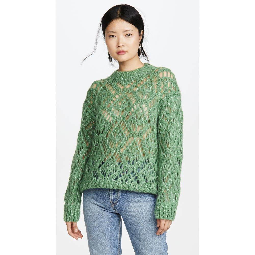 YUNY Men Scoop Knitting Pullover Oversize Knitted Pullover Sweaters 2 XL