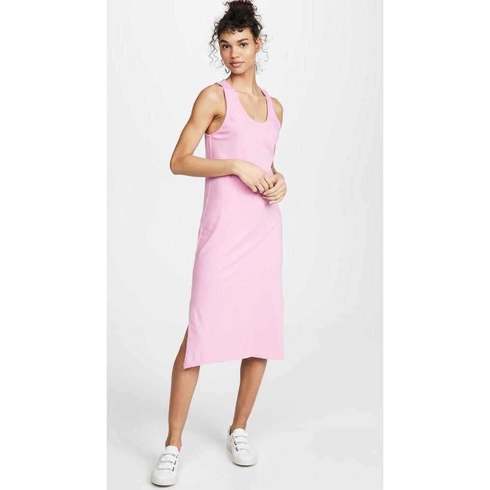 ステートサイド Stateside レディース ワンピース・ドレス ワンピース【Jersey Tank Dress】Primrose