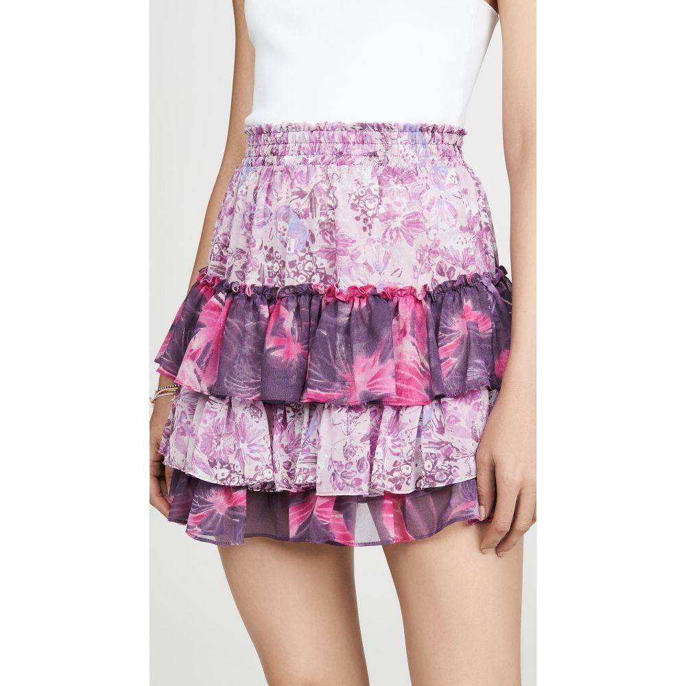 ミサ MISA レディース スカート【Alena Skirt】Floral