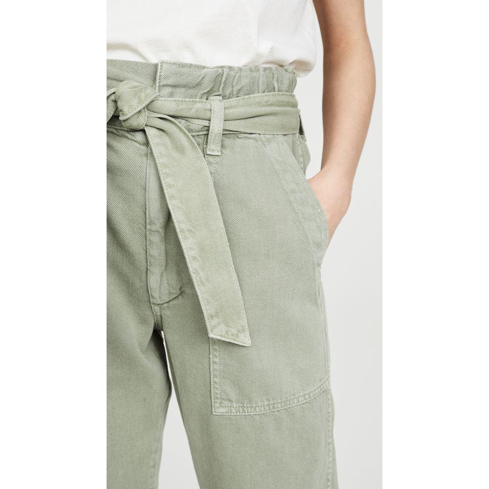 アモ AMO レディース ボトムス・パンツ【Paper Bag Relaxed Pants】Surplus