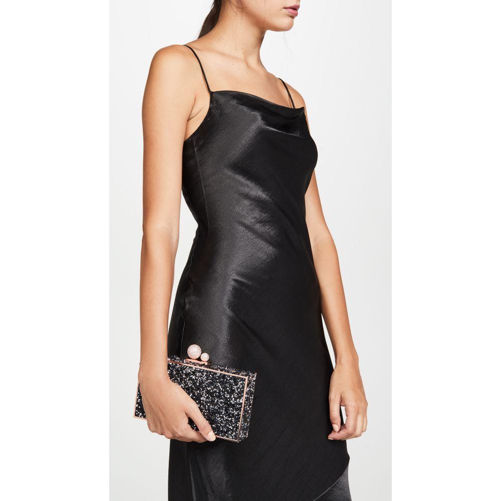 ソフィア ウェブスター Sophia Webster レディース バッグ クラッチバッグ【Clara Crystal Box Bag】Black