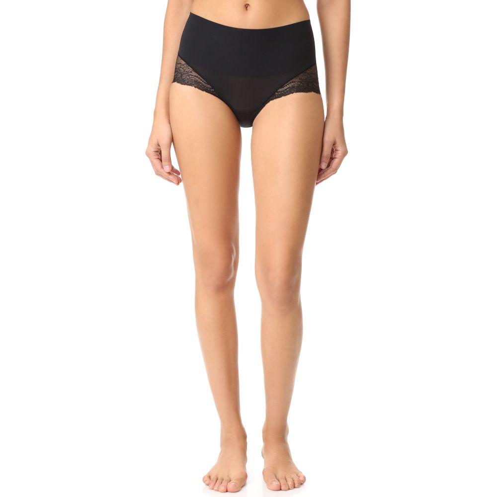 インナー・下着, その他  SPANX Undie-Tectable Lace Hi-Hipster PantiesVery Black