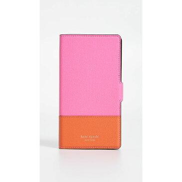 ケイト スペード Kate Spade New York レディース iPhoneケース 【Sylvia Magnetic Folio iPhone Case】Multi