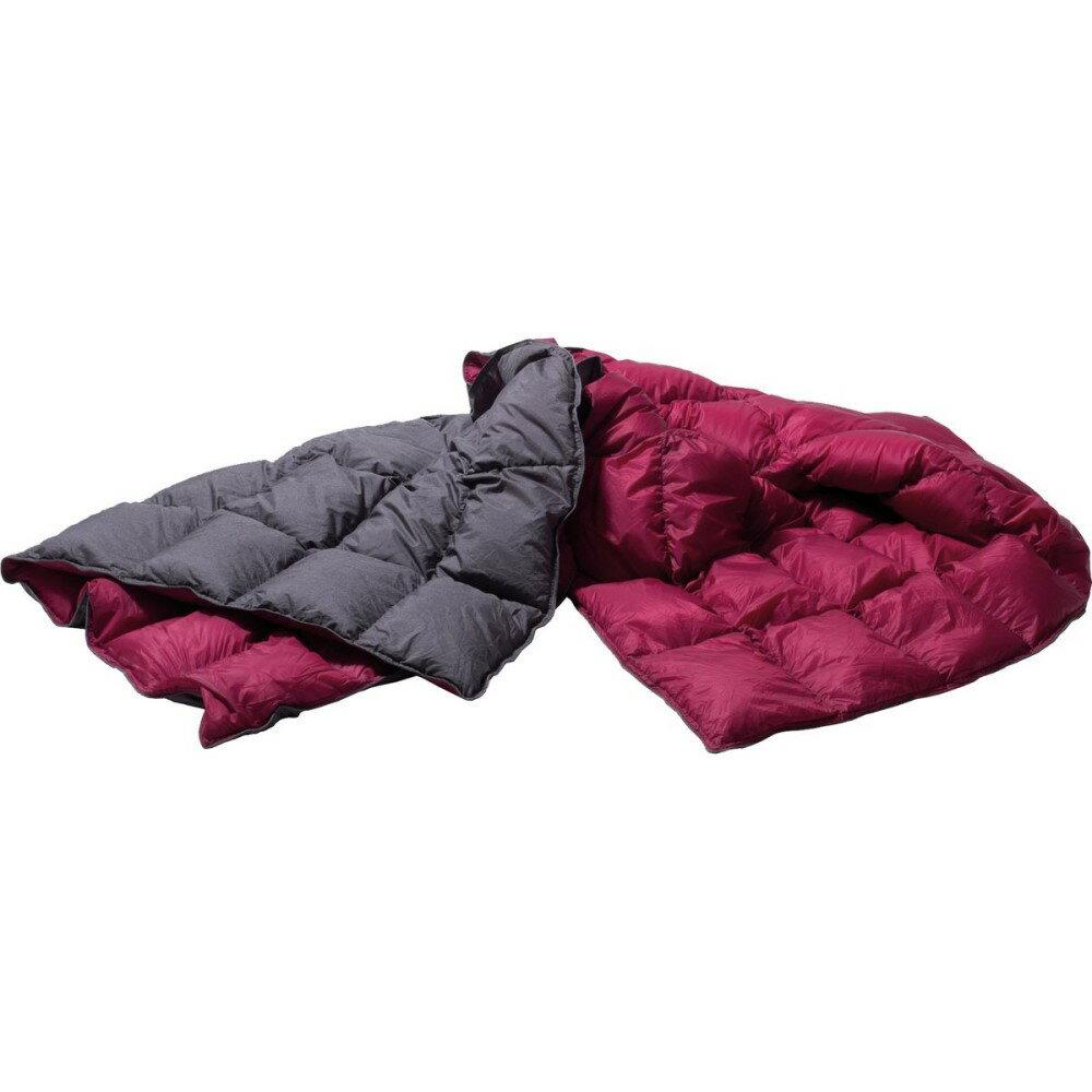 イエティ Yeti International メンズ アクセサリー ブランケット【Duvet Packable Down Blanket】Ash Coal/Garnet:フェルマート