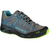 ガルモント Garmont メンズ ハイキング シューズ・靴【9.81 Speed III Hiking Shoe】Anthracite/Blue