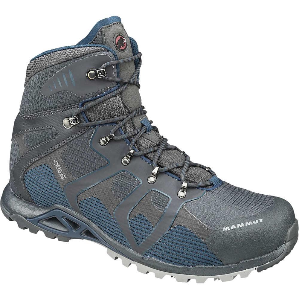 マムート Mammut メンズ ハイキング シューズ・靴【Comfort High GTX Surround Hiking Boot】Graphite/Orion:フェルマート