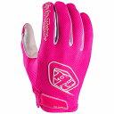 トロイリーデザイン Troy Lee Designs メンズ サイクリング グローブ【Air Glove】Fluorescent Pink