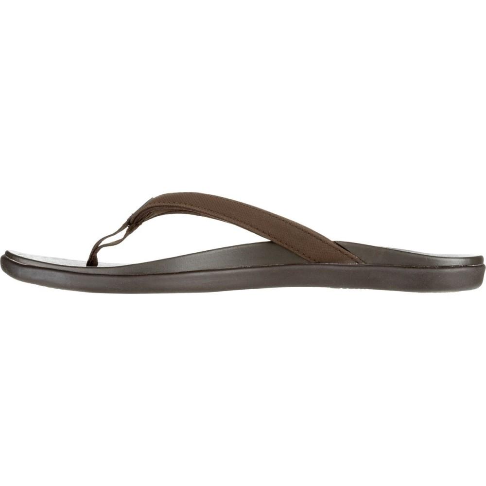 オルカイ Olukai レディース シューズ・靴 ビーチサンダル【Ho'opio Flip Flop】Dark Java/Dark Java