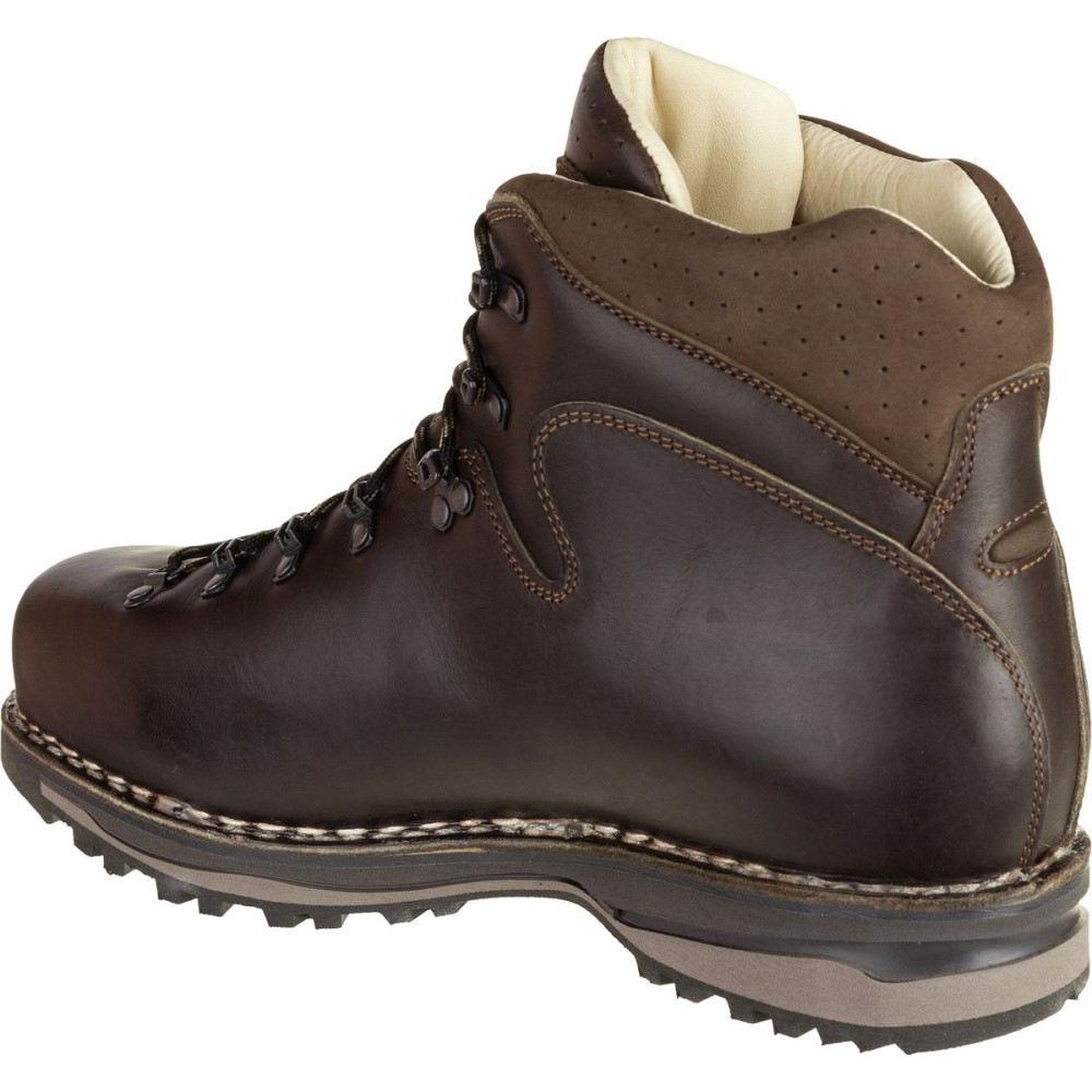 ザンバラン Zamberlan メンズ ハイキング シューズ・靴【Latemar NW Backpacking Boots】Waxed Dark Brown