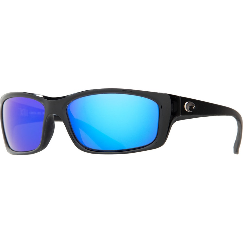 コスタ Costa レディース アクセサリー メガネ・サングラス【Jose 400G Sunglasses - Polarized】Black/Blue Mirror:フェルマート